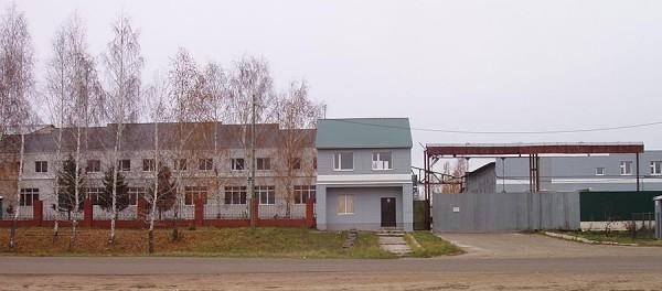 """Производственная база ИВЦ """"Инжехим"""" в городе Лаишево, Республика Татарстан, Россия"""